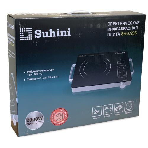 Плита інфрачервона Suhini SH-IC20S