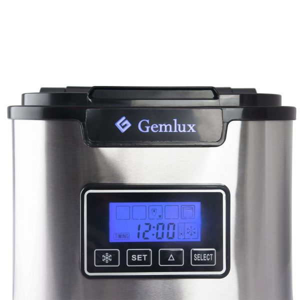 Льдогенератор кускового льда GEMLUX GL-IM-88