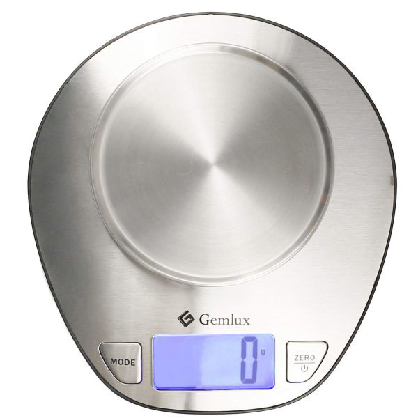 Весы кухонные GEMLUX GL-KS5SB