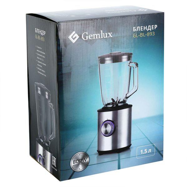 Блендер GEMLUX GL-BL-893