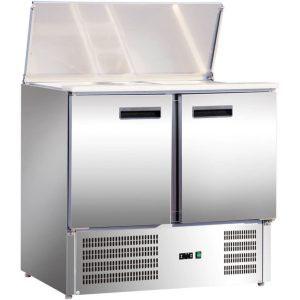 Холодильные рабочие столы для салатов и пиццы