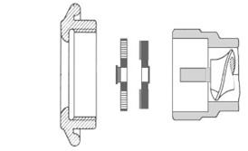 Схема системы Enterprise
